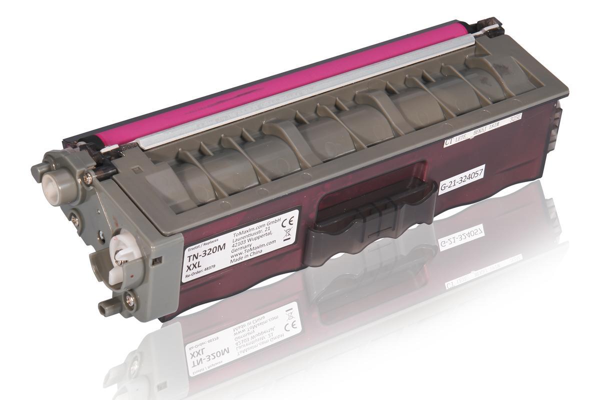 Kompatibel zu Brother TN-320M XL Tonerkartusche, magenta