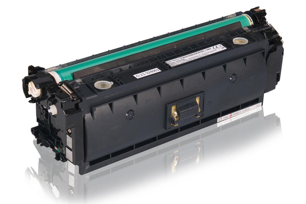 Kompatibel zu HP CF362A / 508A Tonerkartusche, gelb