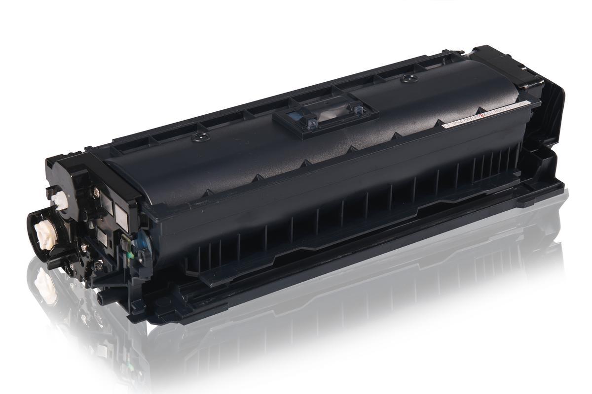 Kompatibel zu HP CF361X / 508X Tonerkartusche, cyan