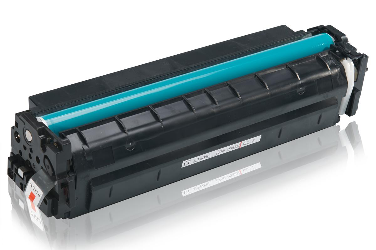 Kompatibel zu HP W2031A / 415A Tonerkartusche, cyan