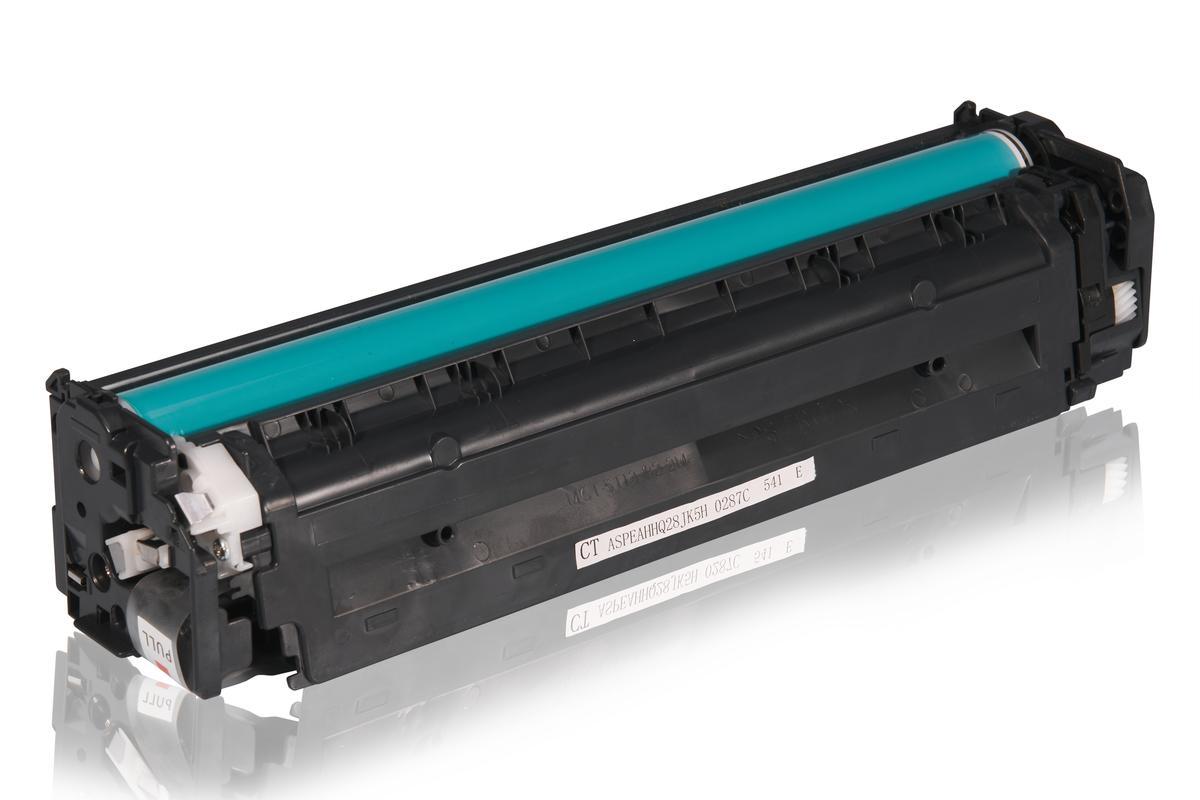 Kompatibel zu HP CE321A / 128A Tonerkartusche, cyan
