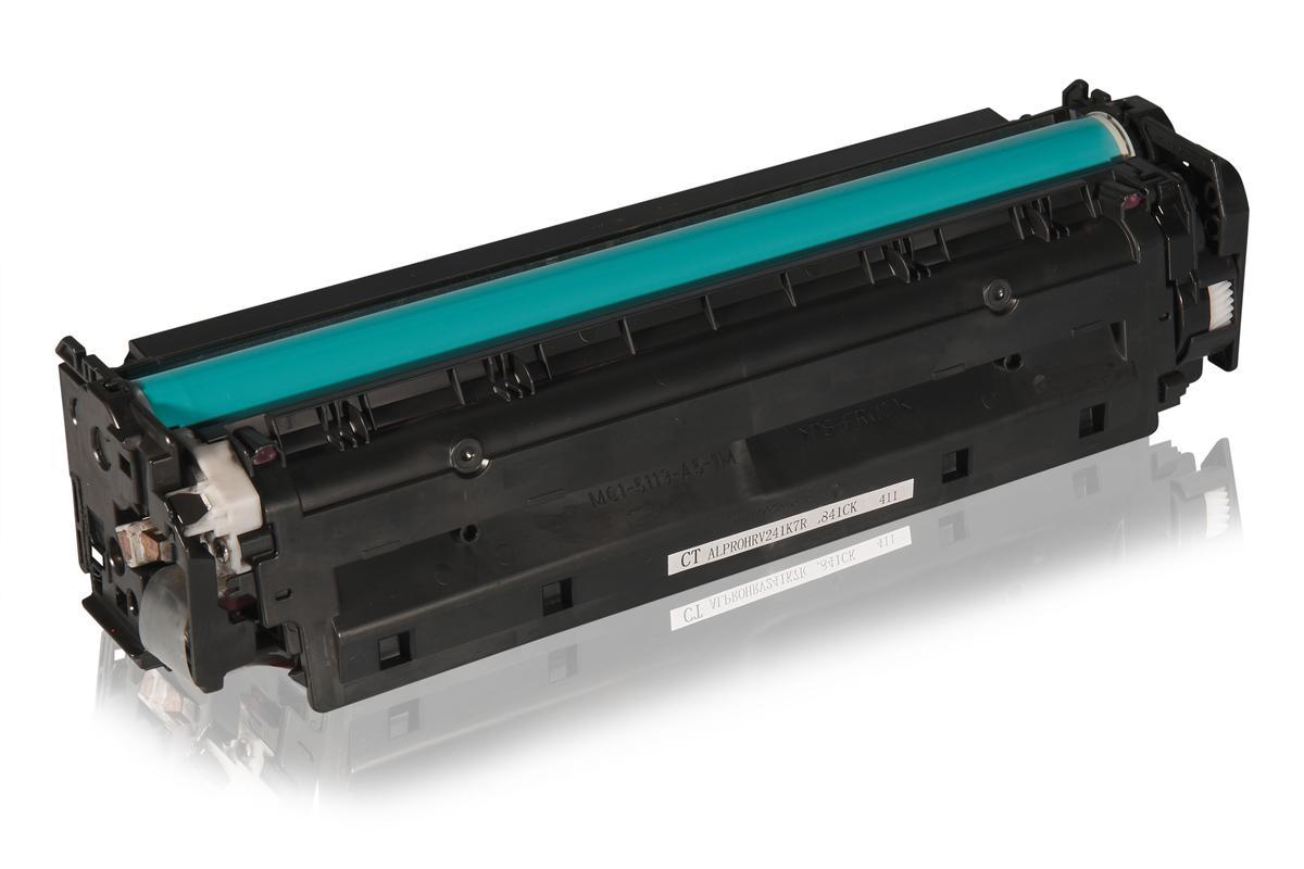 Kompatibel zu Canon 2662B002 / 718BK Tonerkartusche, schwarz