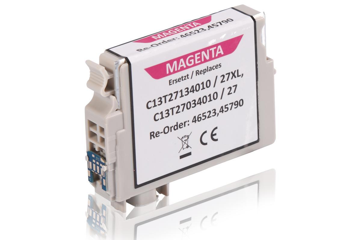 Kompatibel zu Epson C13T27134010 / 27XL Tintenpatrone, magenta