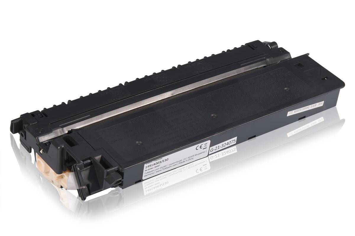 Kompatibel zu Canon 1491A003 / E30 Tonerkartusche, schwarz