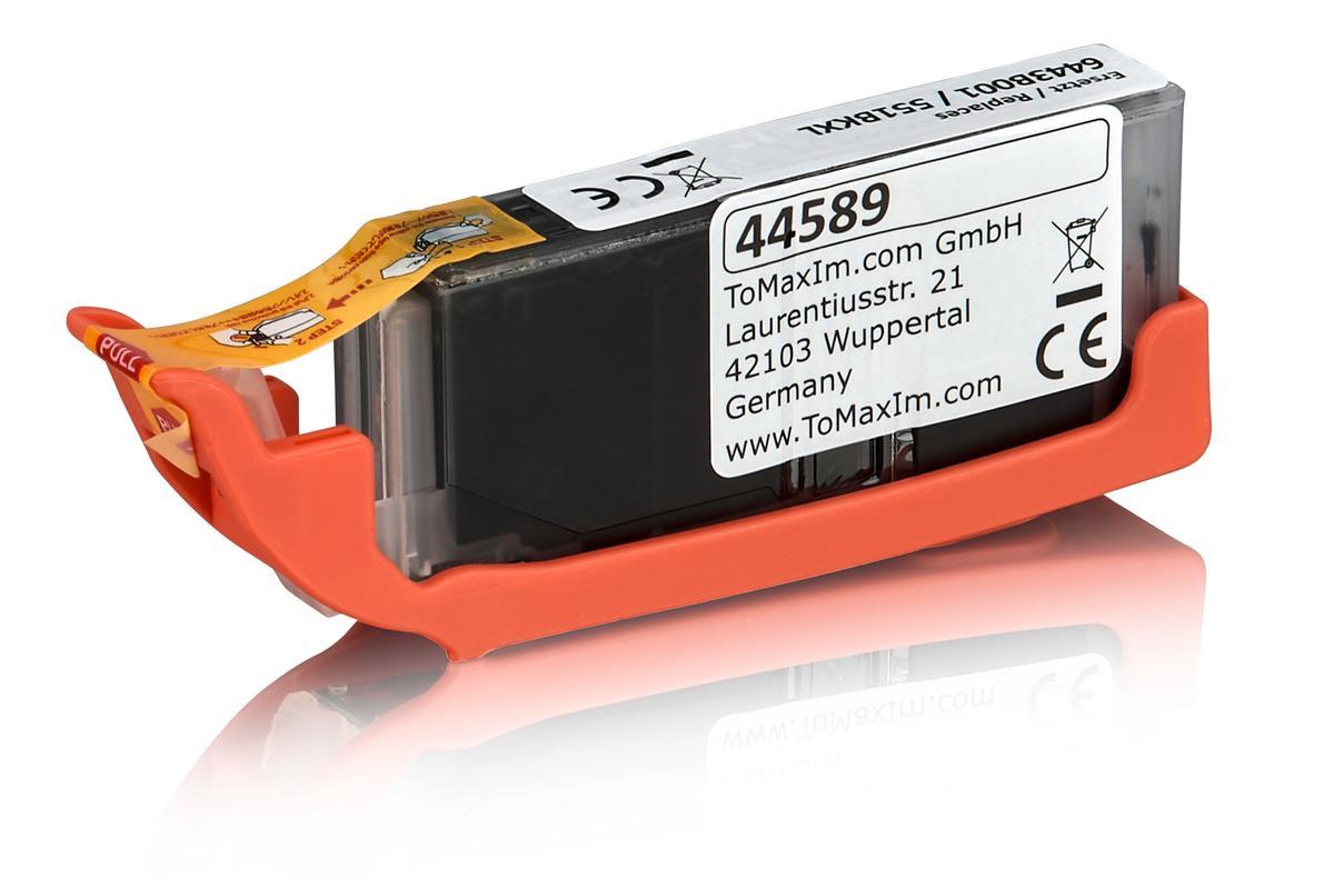 Kompatibel zu Canon 6443B001 / CLI-551BKXL Tintenpatrone, schwarz