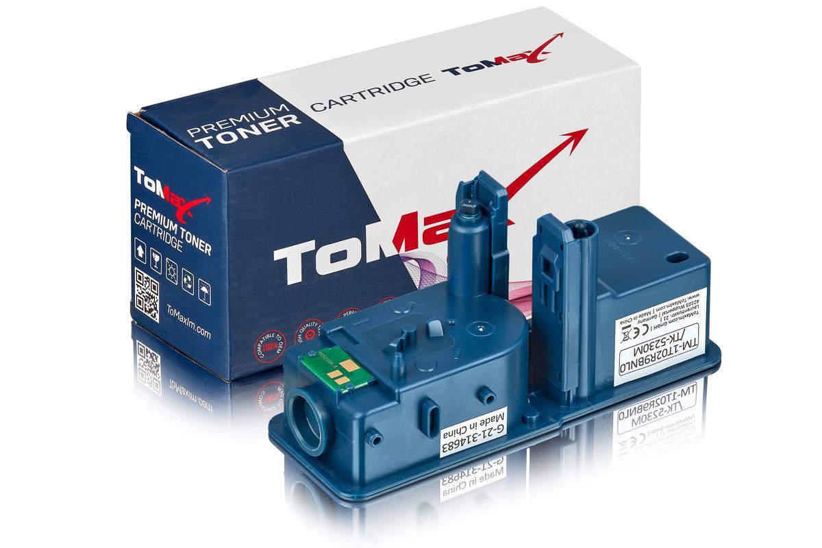 ToMax Premium ersetzt Kyocera 1T02R9BNL0 / TK-5230M Toner, magenta