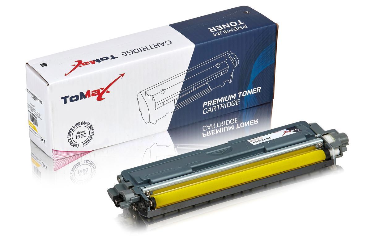 ToMax Premium ersetzt Brother TN-245Y Toner, gelb