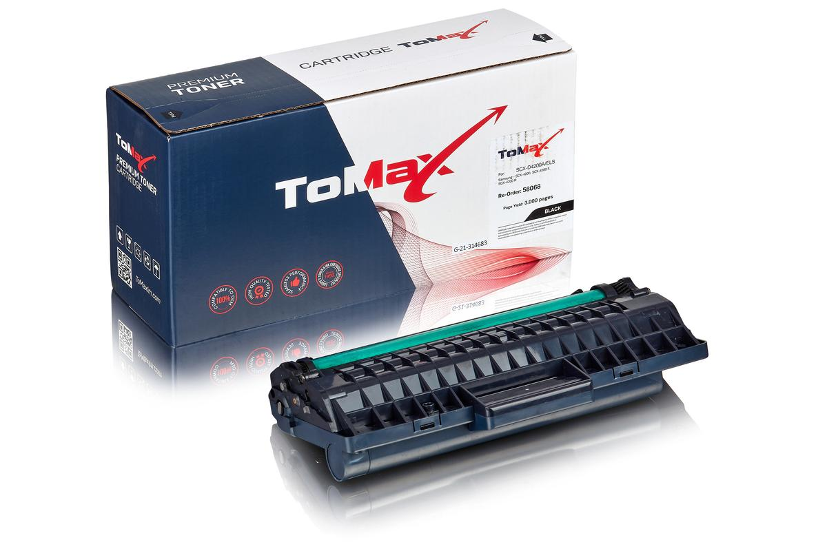 ToMax Premium alternative à Samsung SCX-D4200A/ELS Cartouche toner, noir