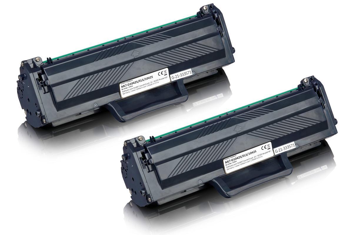 TonerPartenaire alternative à Samsung MLT-D1042S / ELS Cartouche toner noir