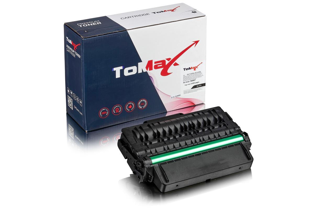 ToMax Premium ersetzt Samsung MLT-D205L/ELS / 205L Toner, schwarz