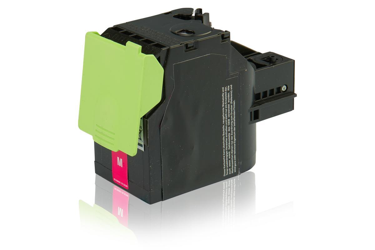 Kompatibel zu Lexmark 70C2HM0 / 702HM Tonerkartusche, magenta