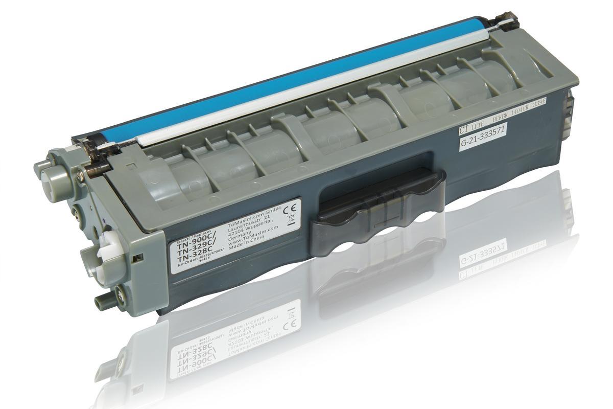 Kompatibel zu Brother TN-900C Tonerkartusche, cyan