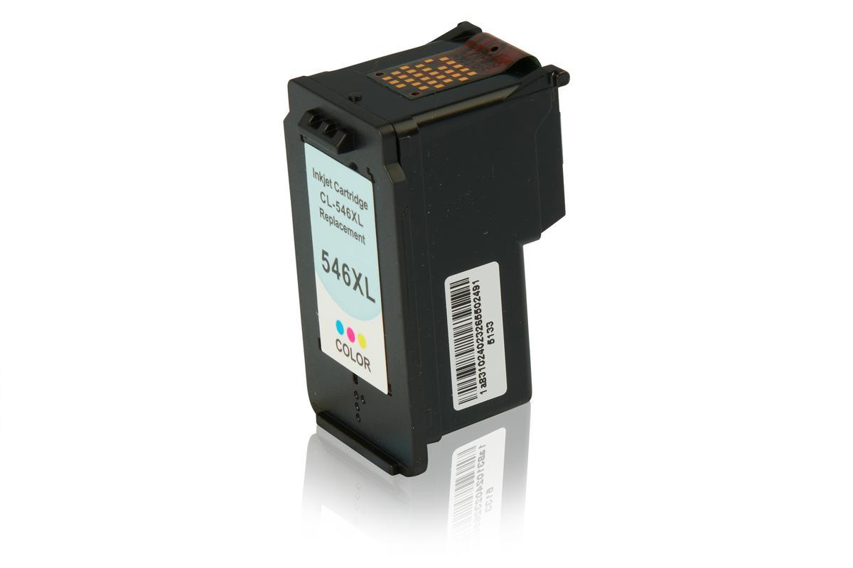 Kompatibel zu Canon 8288B001 / CL-546XL Druckkopfpatrone, color