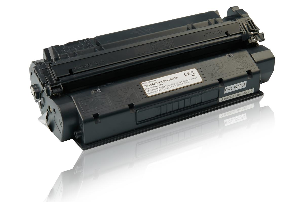 Kompatibel zu HP C7115A / 15A Tonerkartusche, schwarz