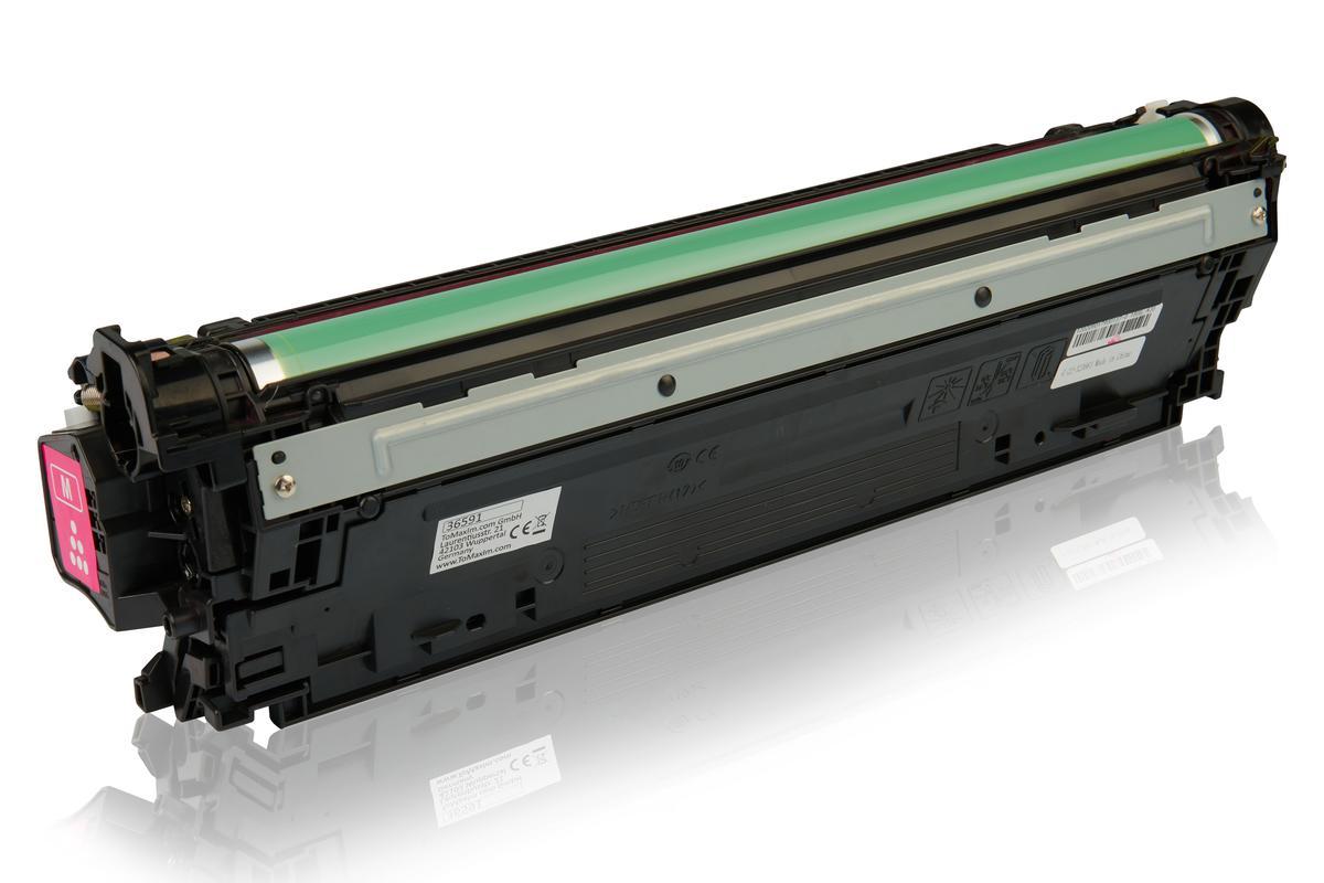 Kompatibel zu HP CE743A / 307A Tonerkartusche, magenta