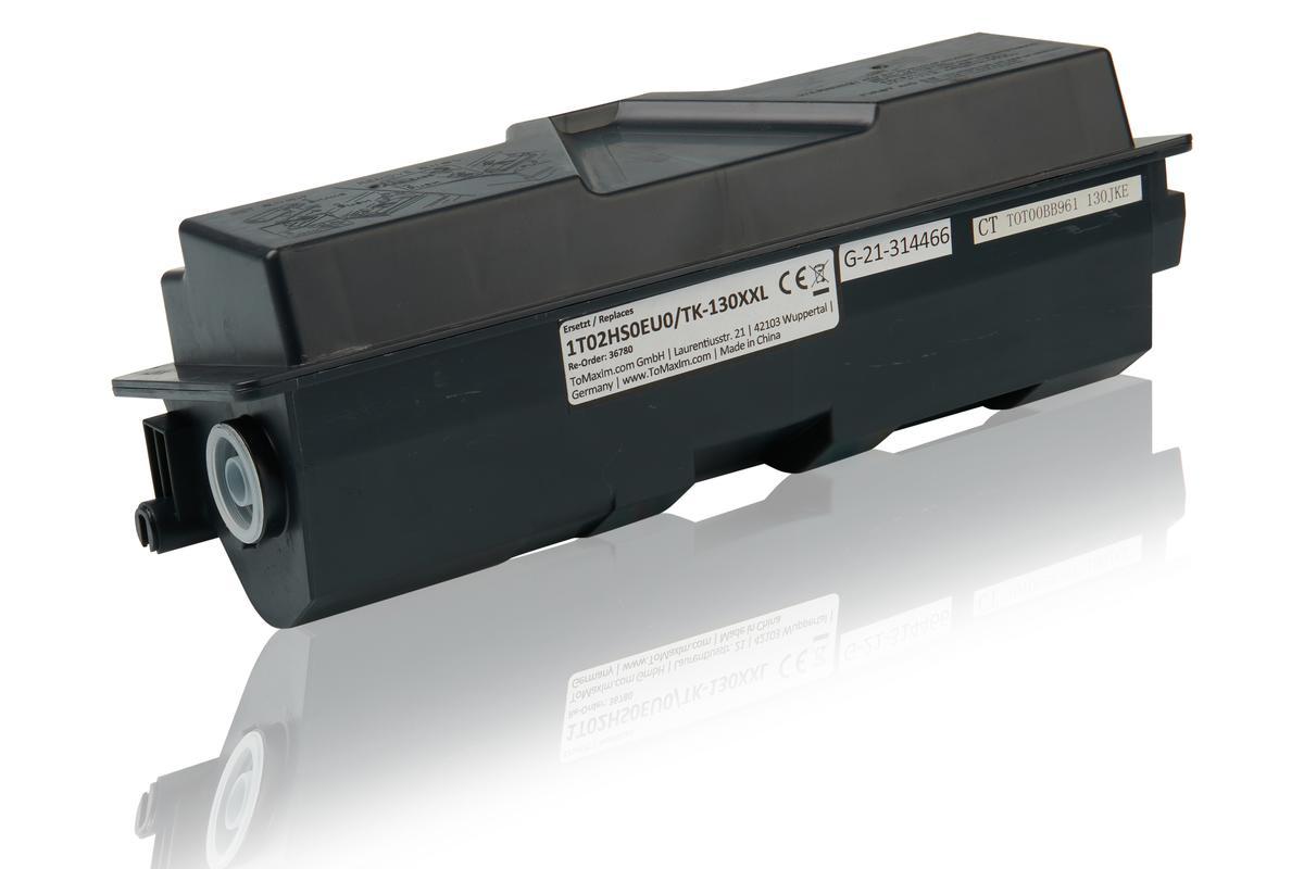 Kompatibel zu Kyocera/Mita 1T02HS0EU0 / TK-130 Tonerkartusche, schwarz