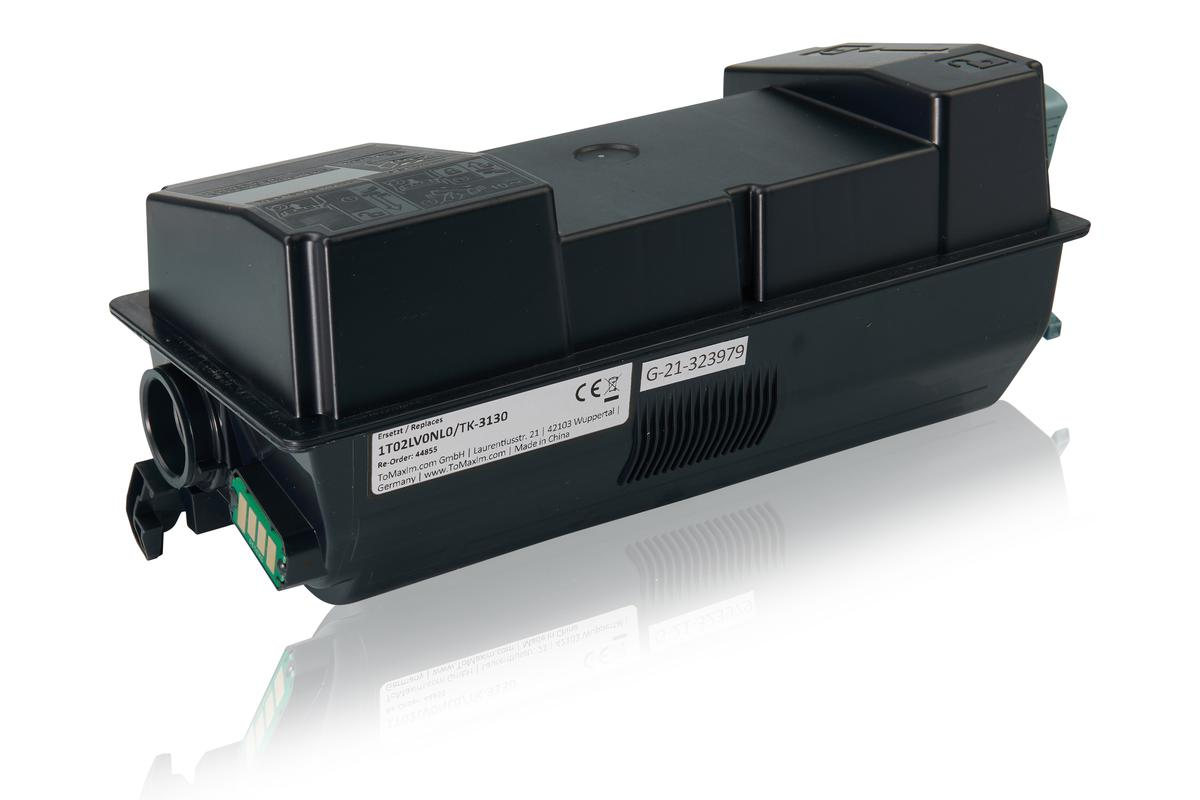 Compatible to Kyocera 1T02LV0NL0 / TK-3130 Toner Cartridge, black