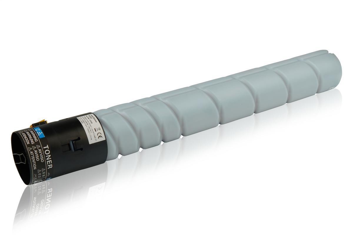 Alternative à Konica Minolta A33K450 / TN-321C Cartouche toner, cyan
