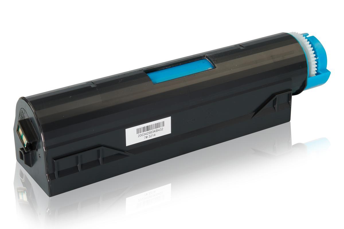 Kompatibel zu OKI 45807111 Tonerkartusche, schwarz