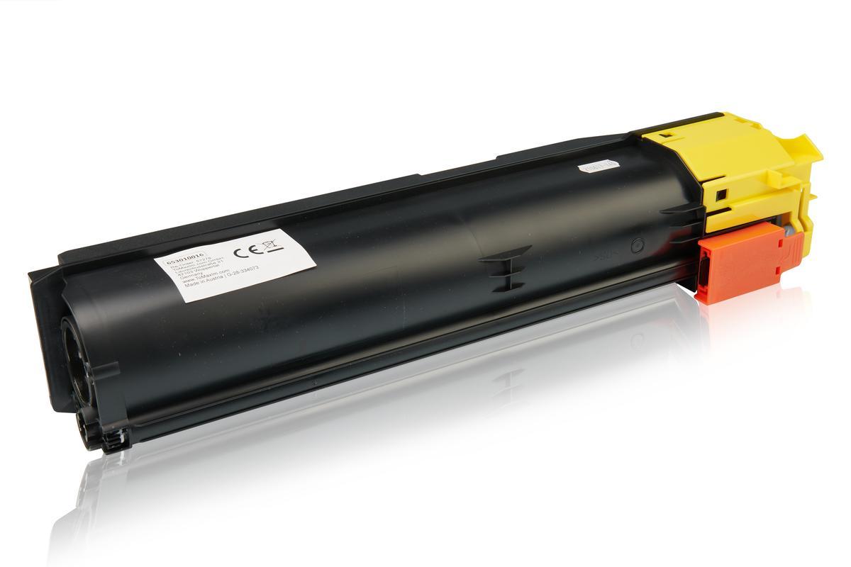 Kompatibel zu Utax 653010016 Tonerkartusche, gelb