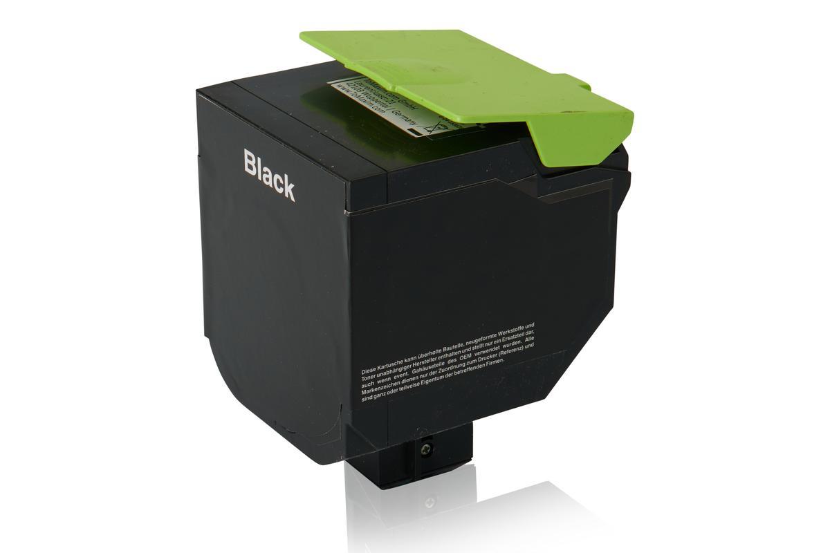 Kompatibel zu Lexmark 71B2HK0 Tonerkartusche, schwarz