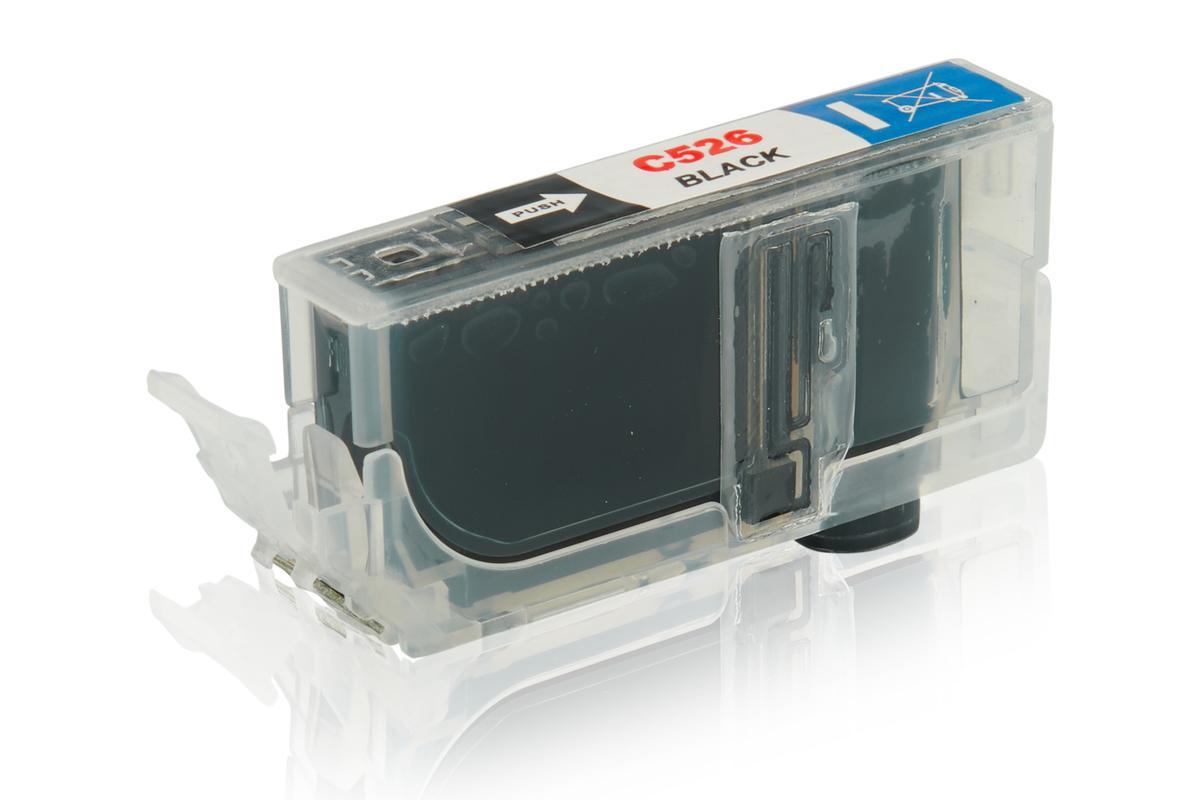 Kompatibel zu Canon 4540B001 / CLI-526BK Tintenpatrone, schwarz