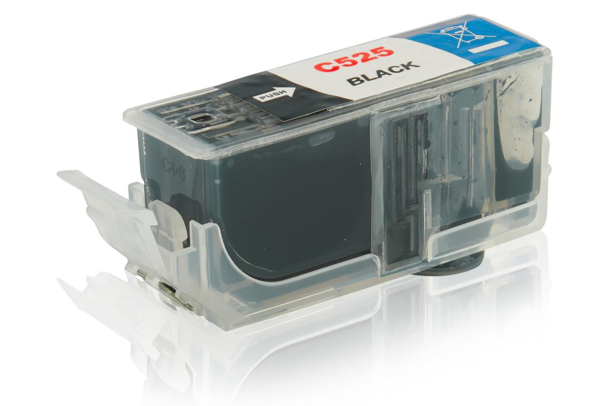 Kompatibel zu Canon 4529B001 / PGI-525PGBK Tintenpatrone, schwarz