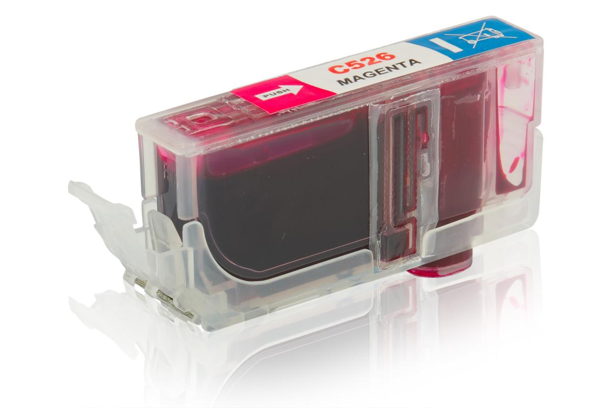 Kompatibel zu Canon 4542B001 / CLI-526M Tintenpatrone, magenta