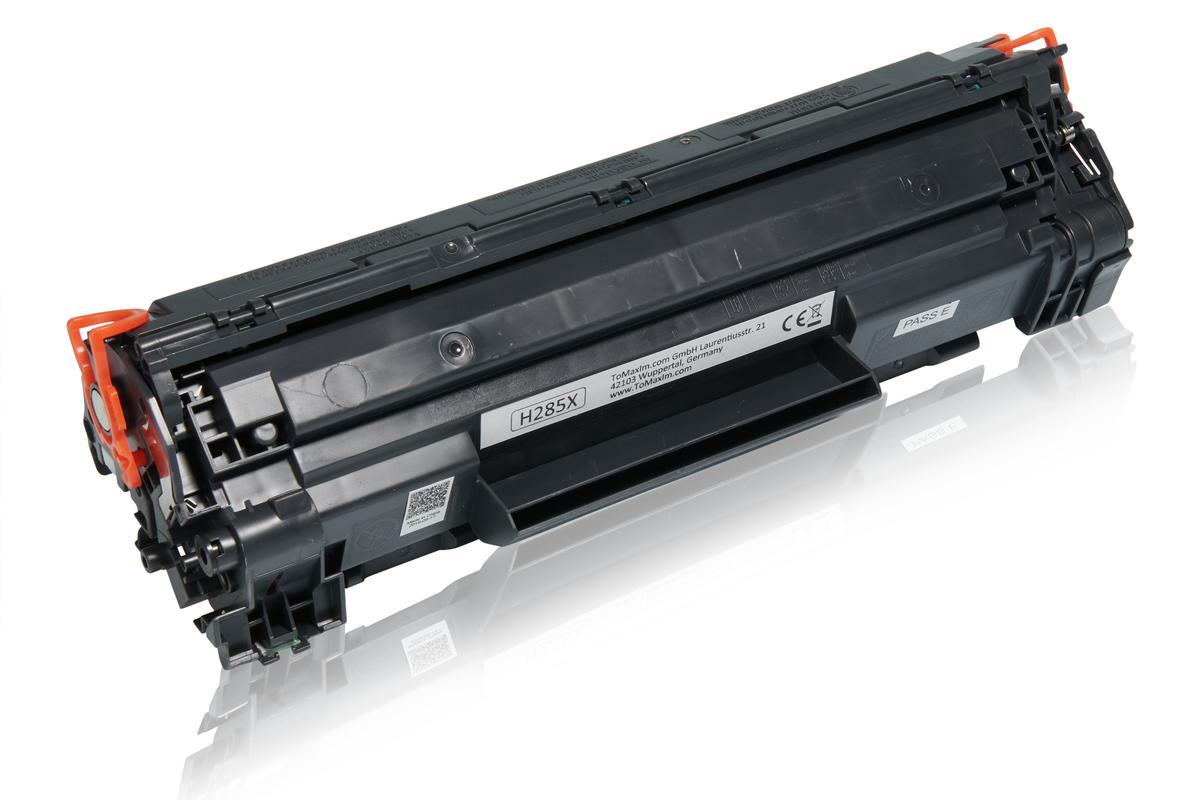 Kompatibel zu HP CE285A Tonerkartusche multipack schwarz