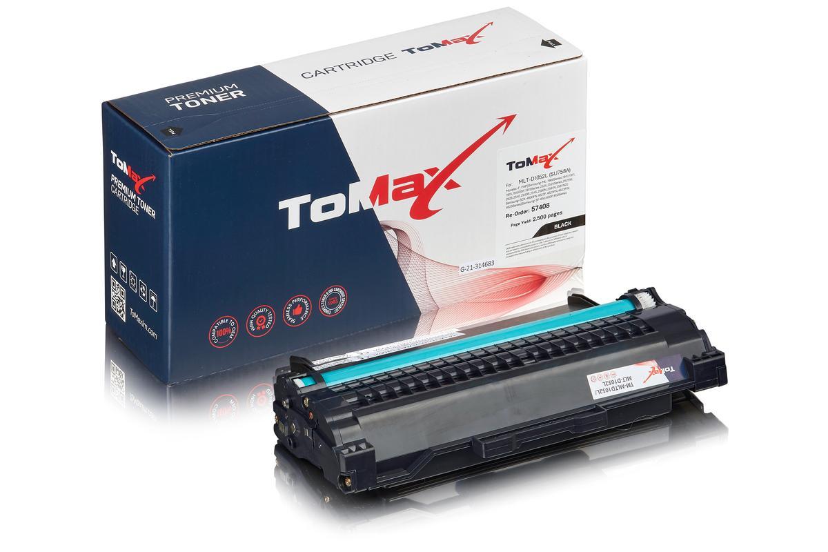 ToMax Premium ersetzt HP MLT-D1052L/ELS / MLT-D1052L Toner Schwarz