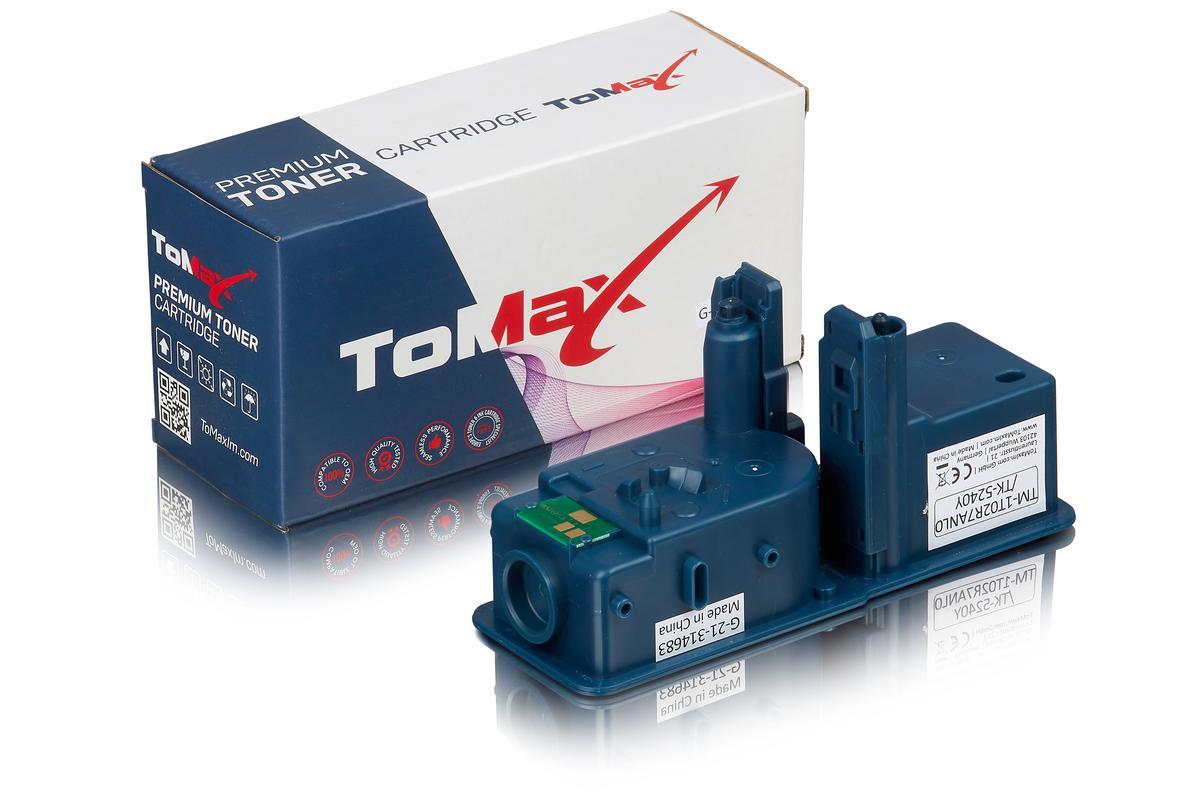 ToMax Premium ersetzt Kyocera 1T02R7ANL0 / TK-5240Y Toner Gelb