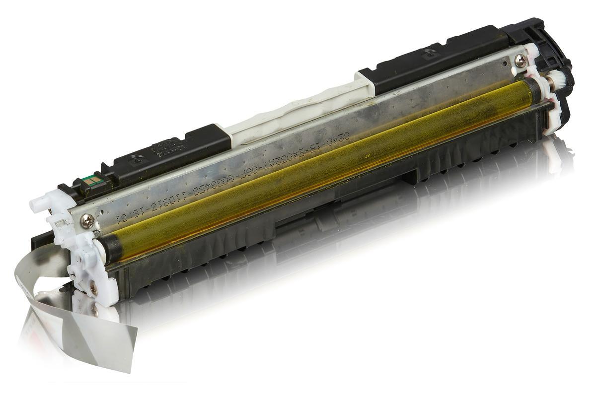 Kompatibel zu HP CE312A / 126A Tonerkartusche, gelb
