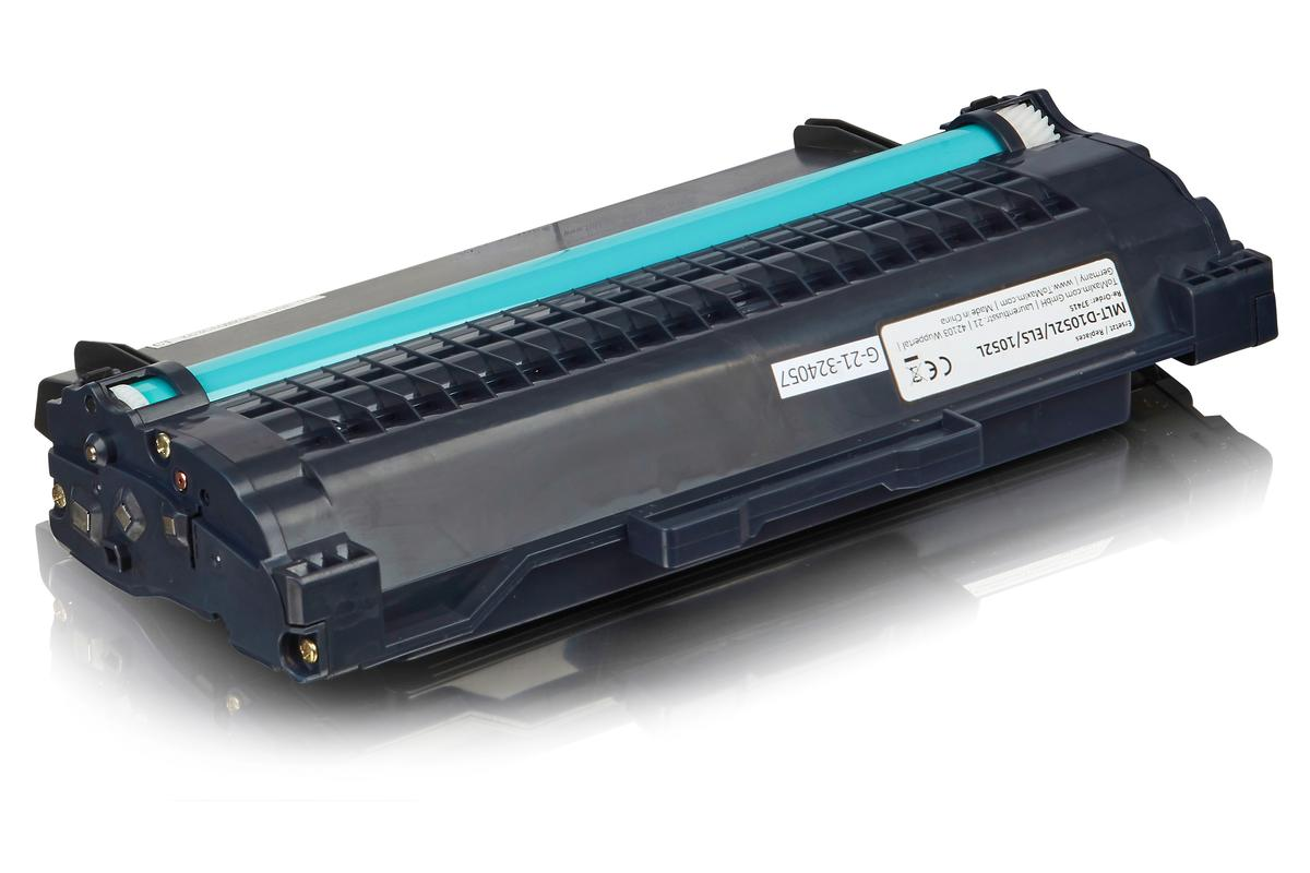 Kompatibel zu Samsung MLT-D1052L/ELS / 1052L Tonerkartusche, schwarz