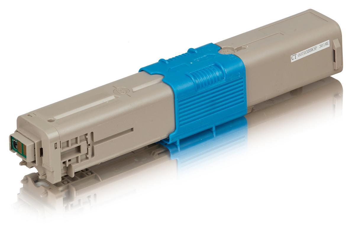 Kompatibel zu OKI 44973534 / C301 Tonerkartusche, magenta