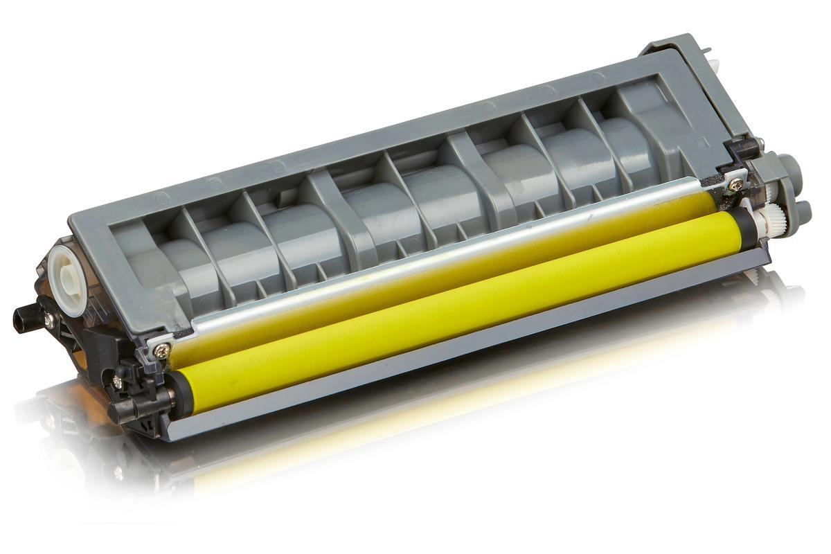 Kompatibel zu Brother TN-326Y Tonerkartusche, gelb