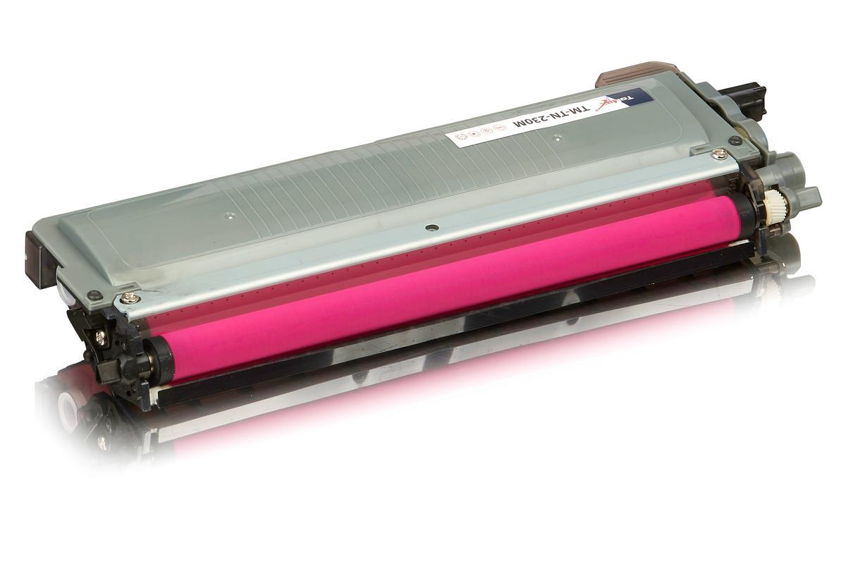 ToMax Premium ersetzt Brother TN-230M Toner, magenta