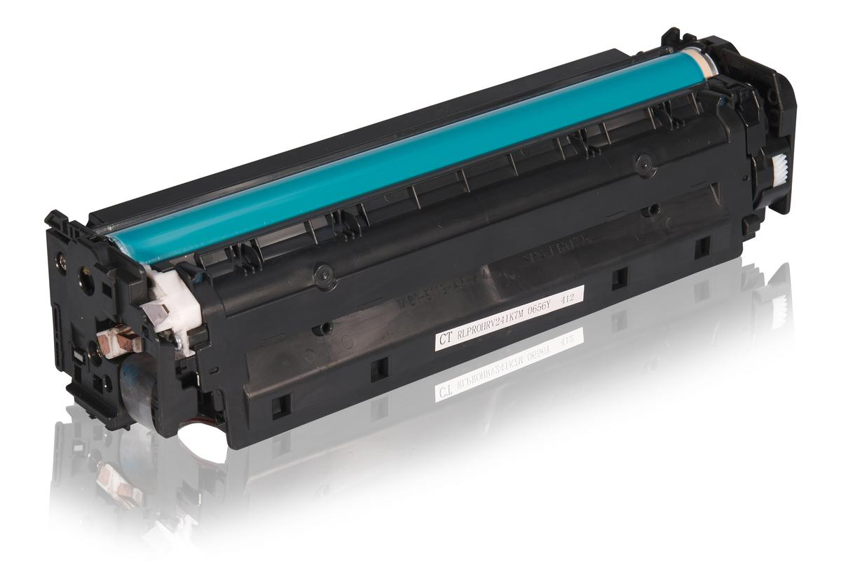 Kompatibel zu HP CC531A / 304A Tonerkartusche, cyan