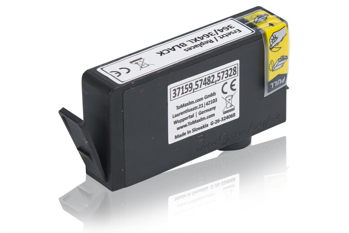 Kompatibel zu HP CN684EE / 364XL Tintenpatrone, schwarz