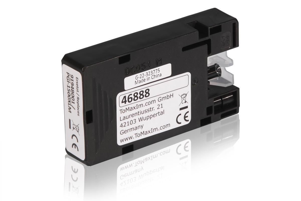 Kompatibel zu Canon 9194B001 / PGI-1500XLM Tintenpatrone, magenta
