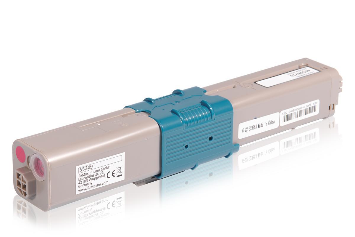 Kompatibel zu OKI 46508710 / C332 Tonerkartusche, magenta