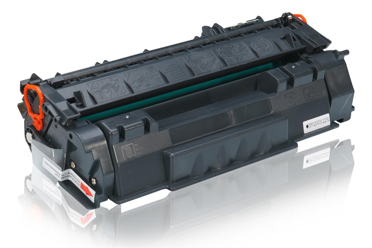 Kompatibel zu HP Q7553X / 53X XL Tonerkartusche, schwarz
