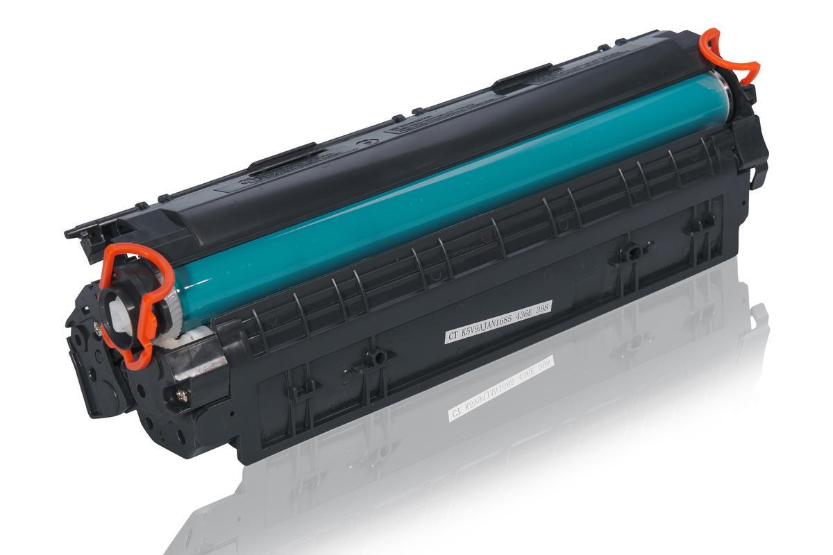 Kompatibel zu HP CB435A / 35A Tonerkartusche, schwarz