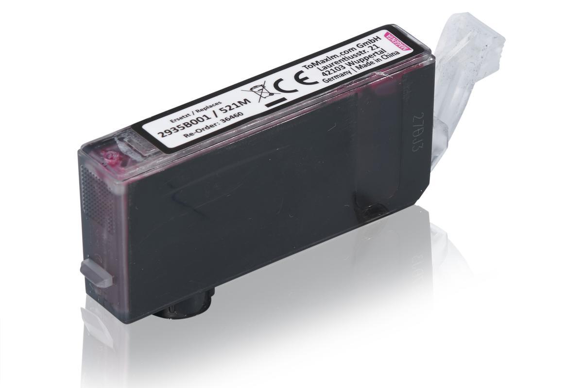 Kompatibel zu Canon 2935B001 / CLI-521M Tintenpatrone, magenta