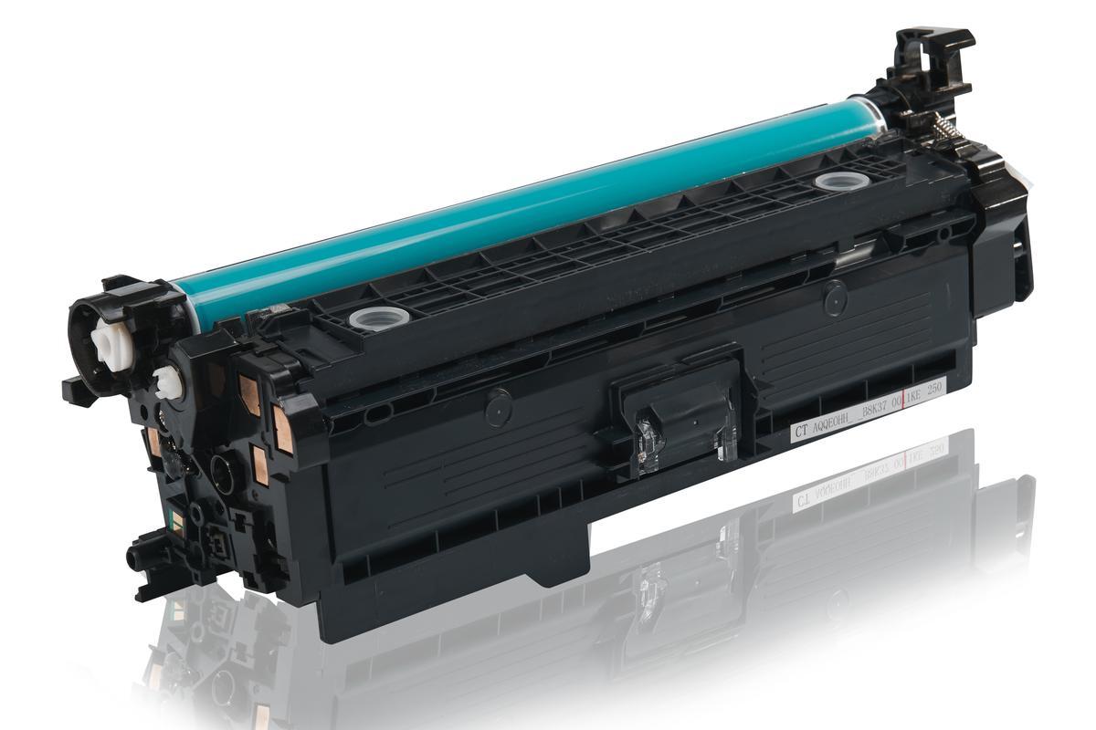 Kompatibel zu HP CE250X / 504X Tonerkartusche, schwarz