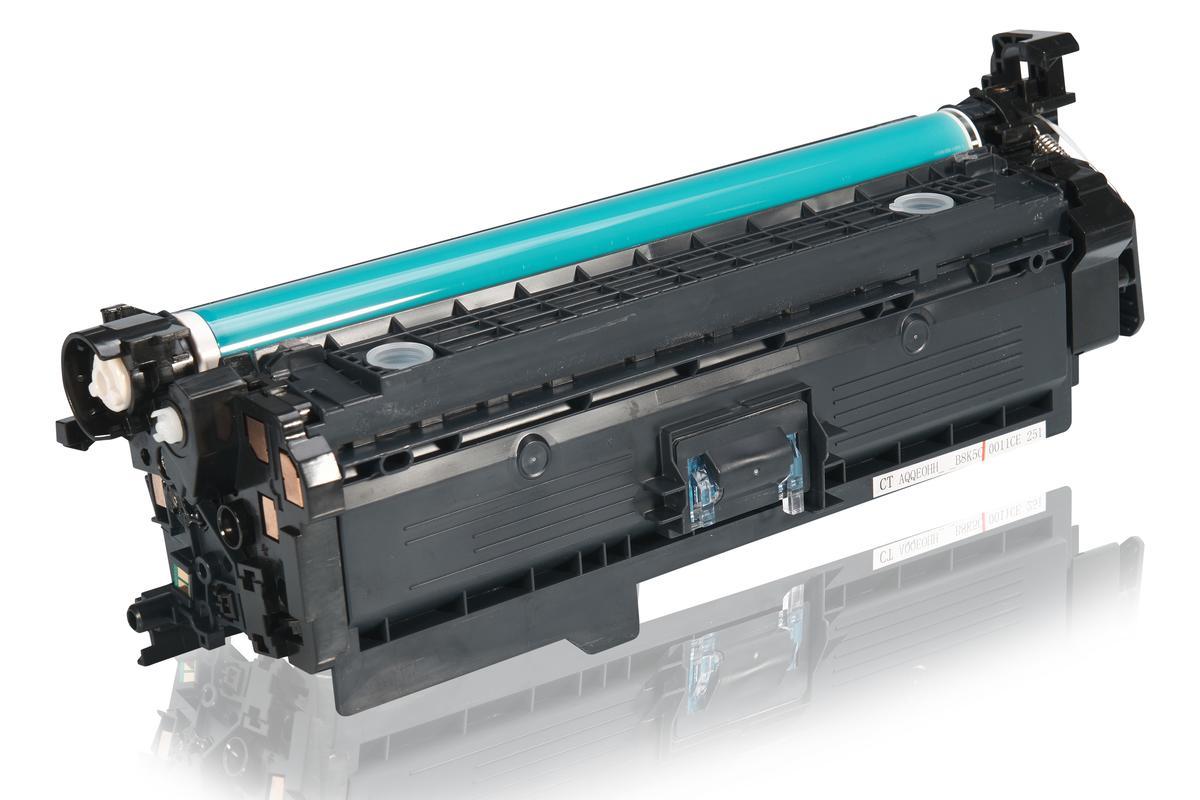 Kompatibel zu HP CE251A / 504A Tonerkartusche, cyan