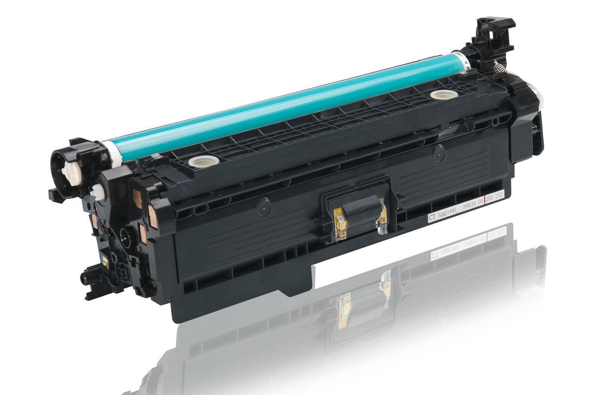 Kompatibel zu HP CE252A / 504A Tonerkartusche, gelb