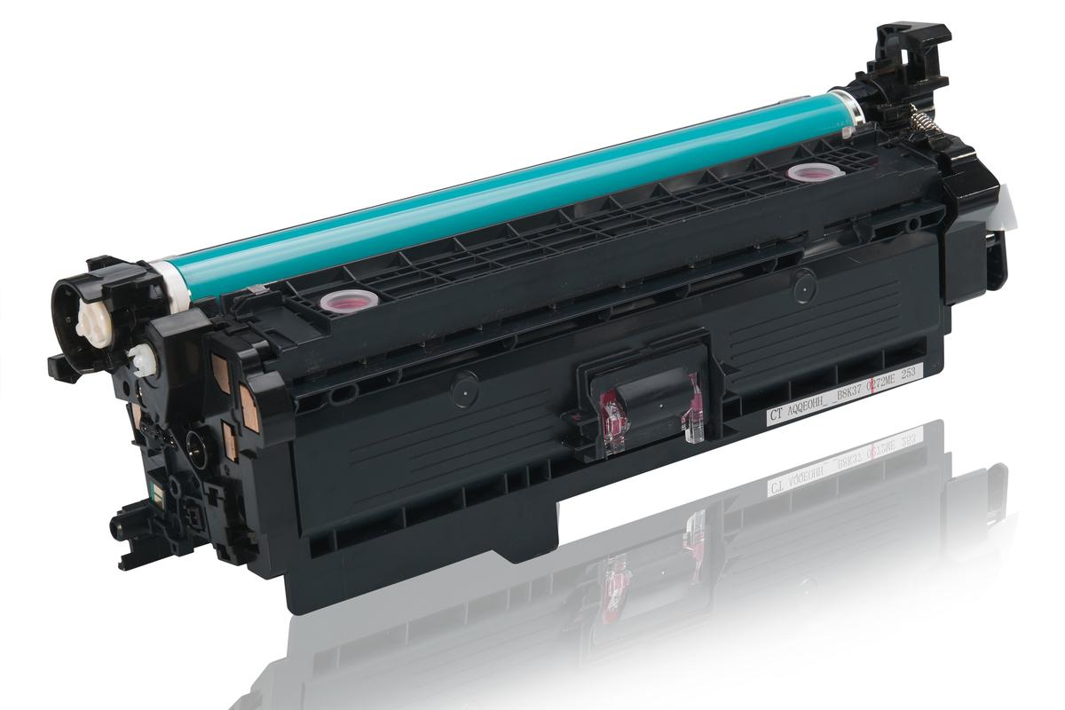 Kompatibel zu HP CE253A / 504A Tonerkartusche, magenta