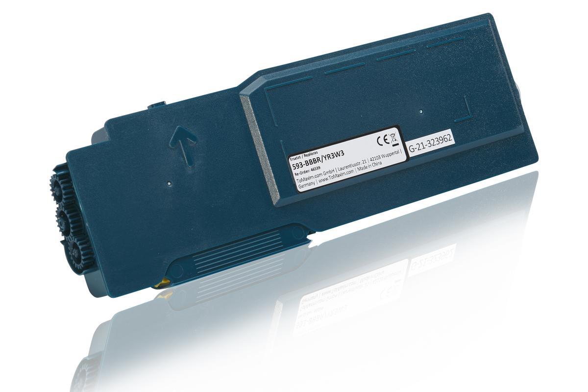 Kompatibel zu Dell 593-BBBR / YR3W3 Tonerkartusche, gelb