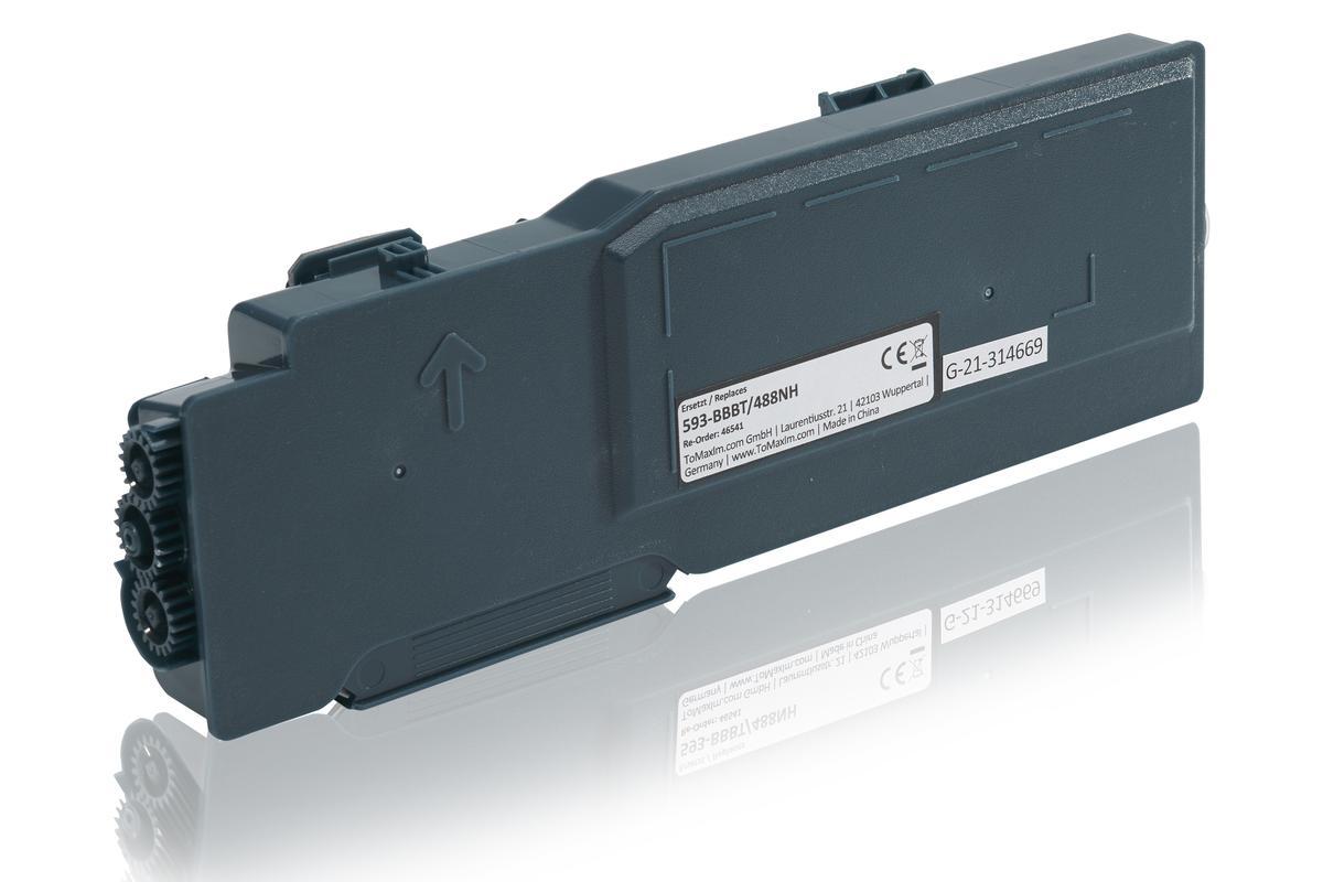 Kompatibel zu Dell 593-BBBT / 488NH Tonerkartusche, cyan
