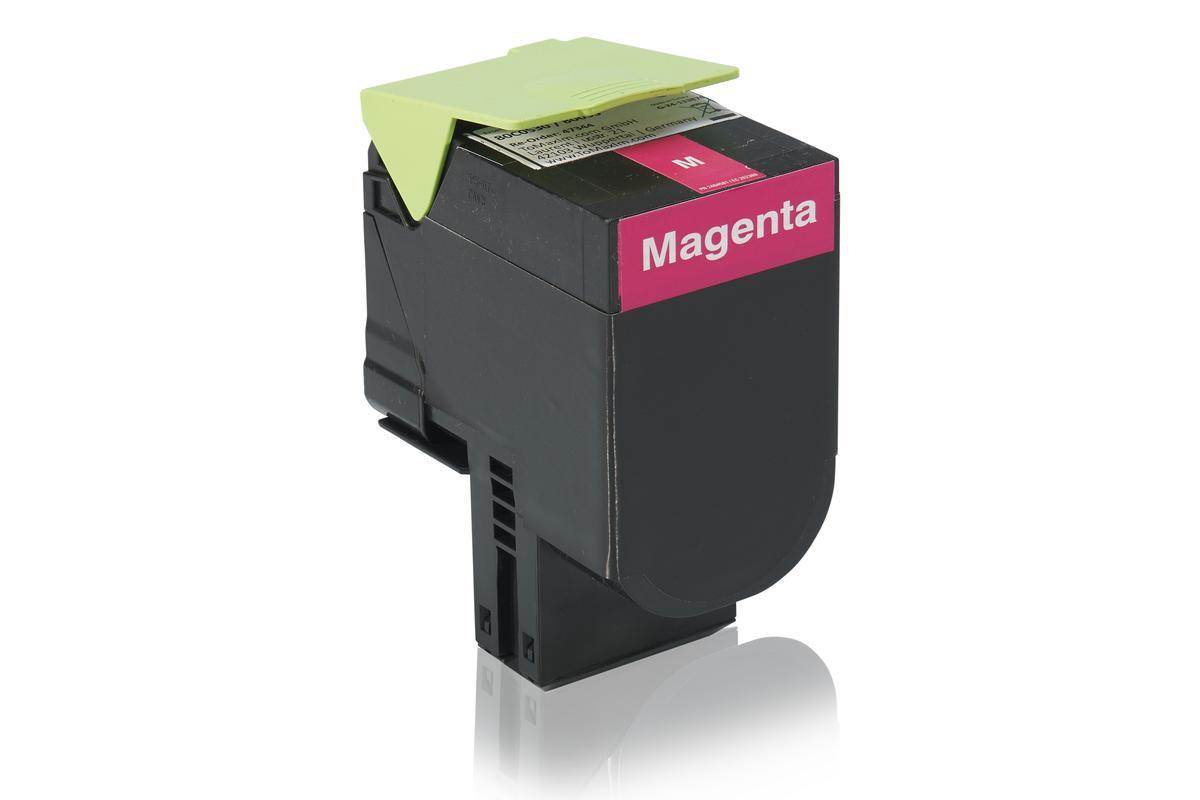 Kompatibel zu Lexmark 80C0S30 / 800S3 Tonerkartusche, magenta
